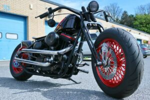 Motorbike Customisation